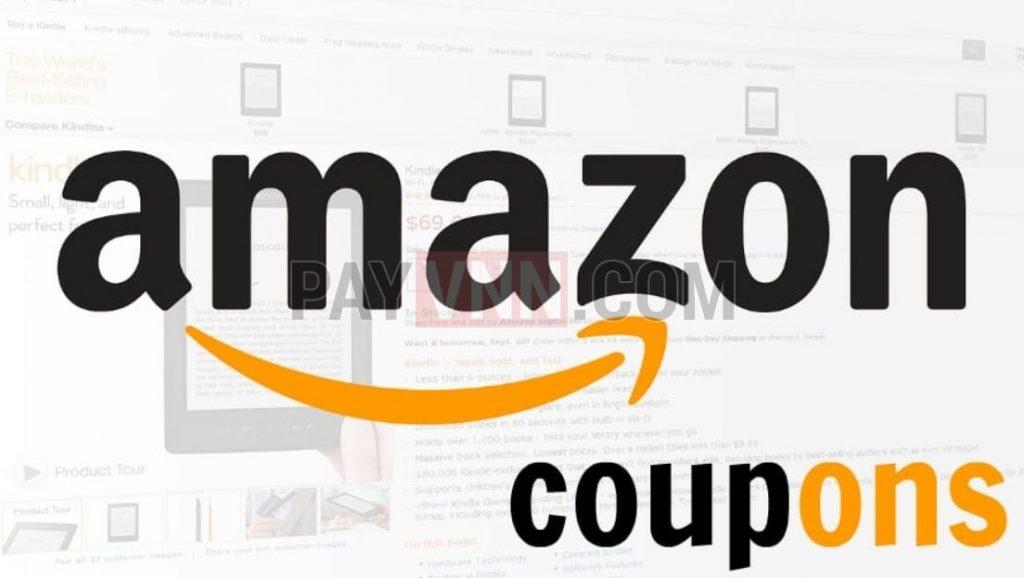 Amazon Coupon là một loại tiền ảo một chiều