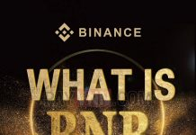 Coin BNB của sàn Binance