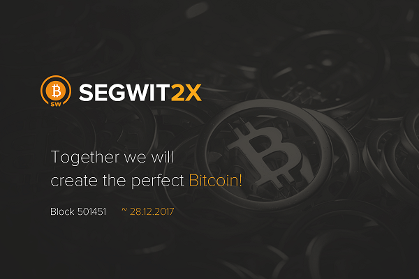 Bitcoin Segwit 2X
