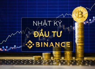 Nhật ký Trade Coin trên Binance