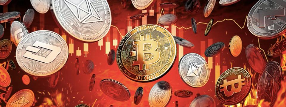 Các loại tiền mã hóa như Bitcoin, Etherum là tương lai của nền kinh tế thế giới