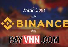Hướng dẫn trade coin trên Binance