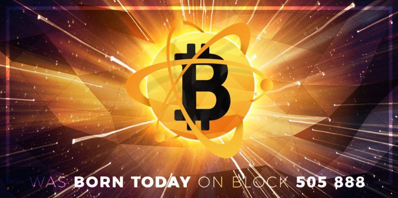 Bitcoin Atom la gi