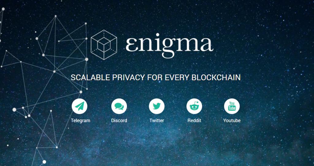 Enigma - Giao Thức Bảo Mật & Mở Rộng Cho Mọi Blockchain