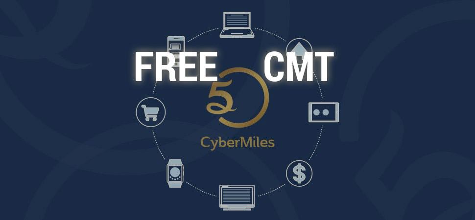 Nhận miễn phí Token CMT