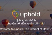 Giới thiệu uphold