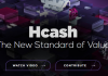 HCash New Blockchain Technology