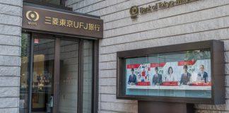 Mitsubishi UFJ Financial Group Ngân hàng lớn nhất Nhật Bản bước chân vào thị trường Crypto