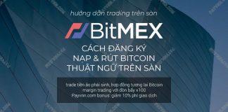Sàn Bitmex là gì