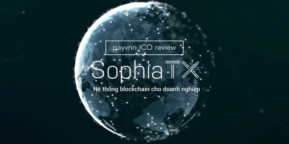 SophiaTX ICO