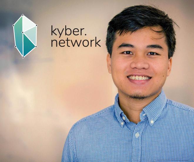 KyberNetwork là một dự án sàn giao dịch phân quyền giảm chi phí và tăng bảo mật có CEO là người Việt