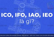 IFO IAO IEO ICO