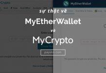 Sự thật về MyEtherWallet và MyCrypto