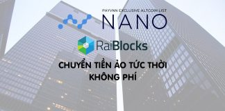NANO Raiblocks