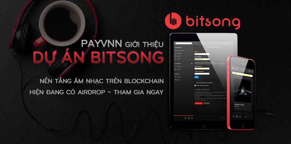 PayVnn Giới Thiệu ICO BitSong