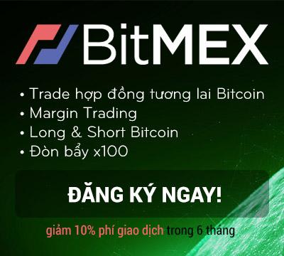 Sàn giao dịch BitMex cho trader chuyên nghiệp