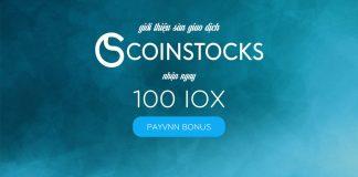 Sàn giao dịch Coinstocks