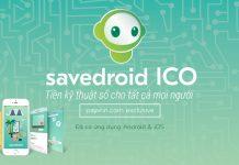 Savedroid ico là gì