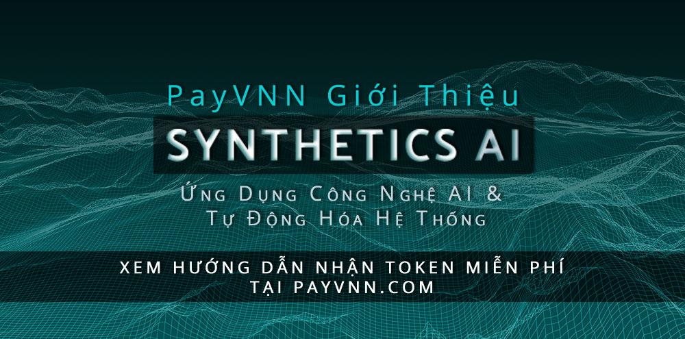 Payvnn Giới Thiệu ICO SyntheticsAI