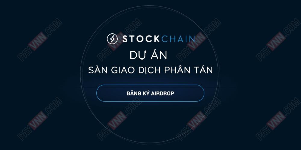 StockChain la gi