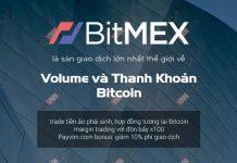 Thanh khoản Bitcoin trên sàn BitMEX