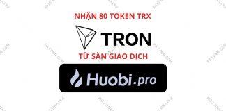 Tron Huobi Airdrop