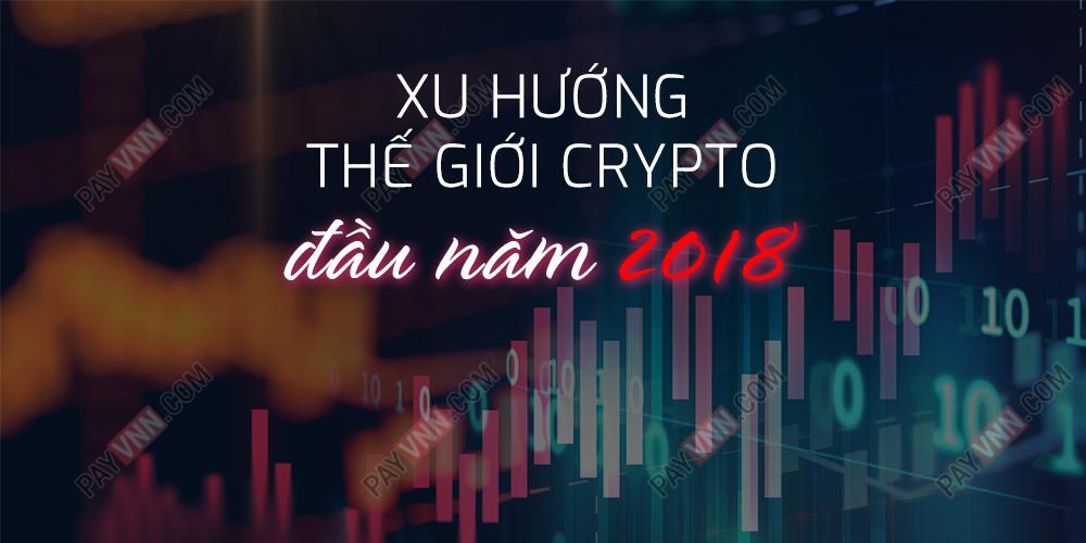Xu huong dau nam 2018