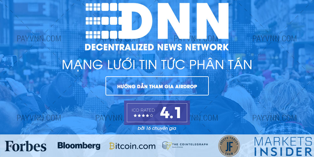 DNN Decentralized News Network ICO