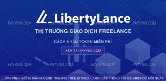 LibertyLance ICO Đăng ký tham gia Airdrop cùng PayVNN