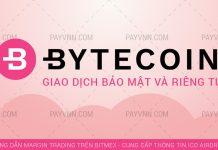 PayVNN Gioi Thieu ByteCoin