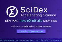 Scidex ICO Hướng Dẫn Nhận Token Miễn Phí Từ SciDex