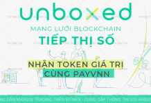 Unboxed ICO Huong Dan Tham Gia Airdrop cung PayVNN