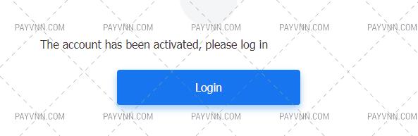 Sau khi xác nhận email thành công thì tái đăng nhập vào trang airdrop của Libra Credit