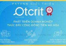 PAYVNN Gioi Thieu ICO Tiem Nang Otcrit