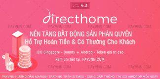 PayVNN Giới Thiệu ICO DirectHome