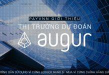 PayVNN giới thiệu nền tảng dự đoán thị trường AUGUR
