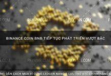 Binance Coin BNB Tiếp Tục Phát Triển Vượt Bậc