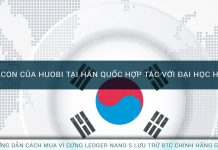 Công Ty Con của Huobi tại Hàn Quốc Hợp Tác với Đại Học Hàn Quốc