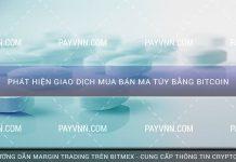 Phát Hiện Giao Dịch Mua Bán Ma Túy Bằng Bitcoin