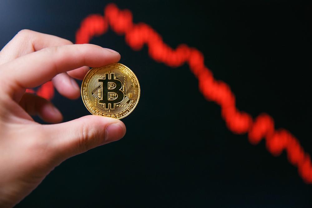 Bitcoin xuong gia