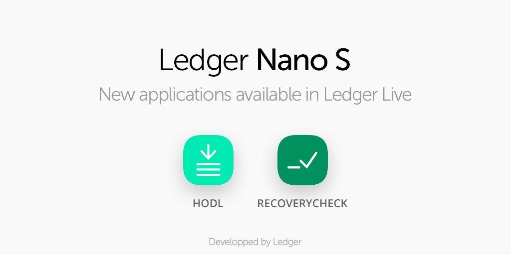 Ledger Live App