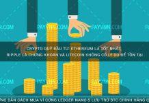 Quỹ Phòng Hộ Crypto: Ethereum là tốt nhất, Ripple là chứng khoán và Litecoin không có lý do để tồn tại