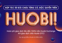 Huobi OTC Vietnamese
