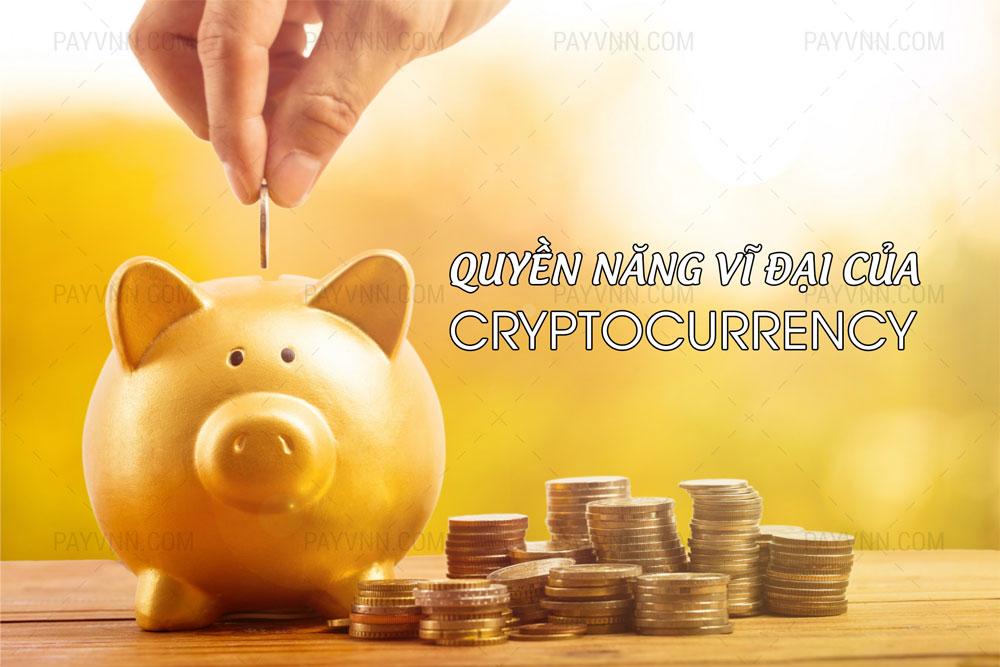 Tại Sao Tất Cả Đều Đang Bỏ Lỡ Quyền Năng Vĩ Đại Nhất Của Cryptocurrency?