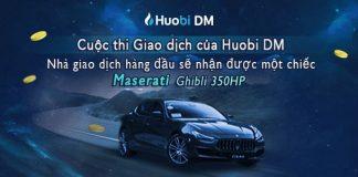 Huobi DM Maserati